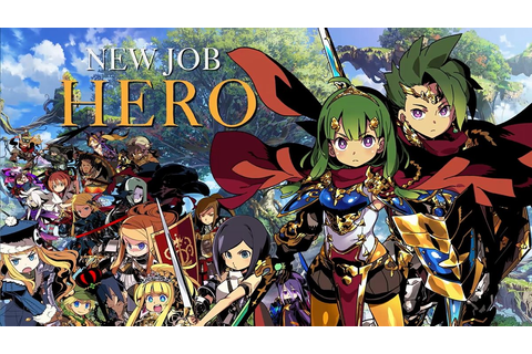 Etrian Odyssey X is Coming West to 3DS Next February as ...
