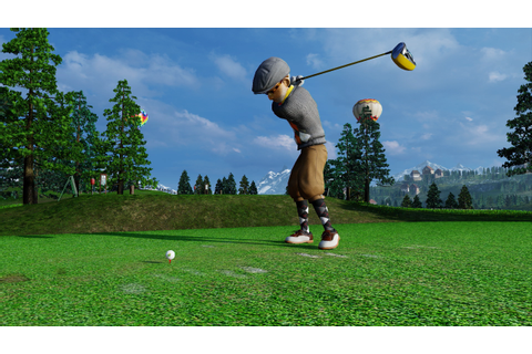 Everybody's Golf on PS4 | Official PlayStation™Store UK