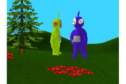 Let's Play Play with the Teletubbies #02 - Minigame Fun ...