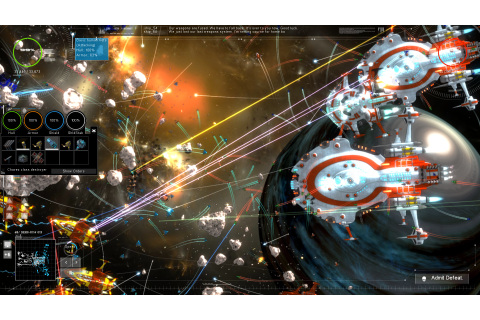 Gratuitous Space Battles 2 on Steam