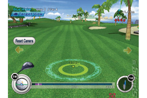 Screens: Pangya! Golf with Style - Wii (46 of 71)