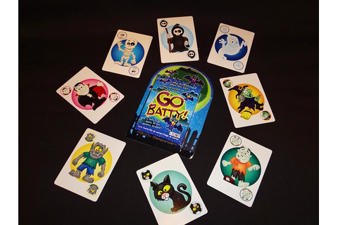 Go Batty card game | Flickr - Photo Sharing!