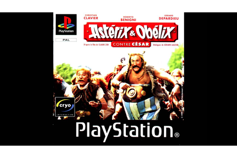 Asterix & Obelix Contre Cesar Full Soundtrack - YouTube
