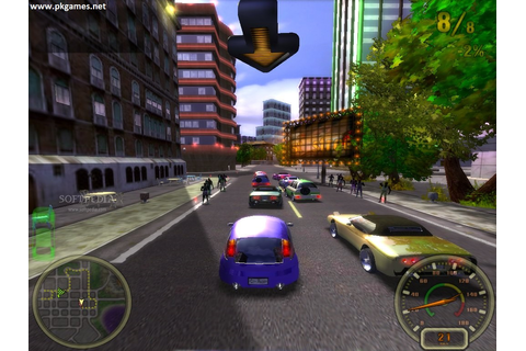 City Racing Full Version PC Game Free Download - FREE PC ...