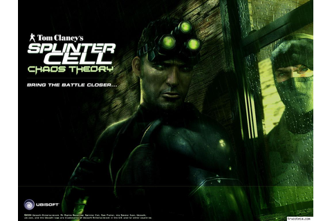 Splinter Cell Chaos Theory Patch 1.05 EU file - Mod DB