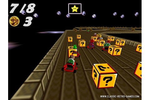 Download Super Mario Kart & Play Free | Classic Retro Games