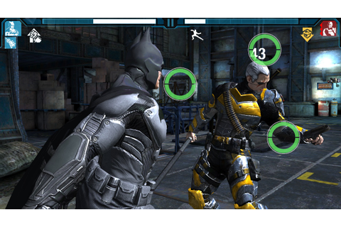 Batman Arkham Origins Apk + Data Download free for Android ...