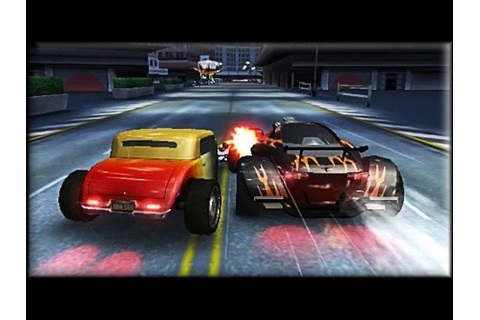 Hot Rod Racers Game - YouTube