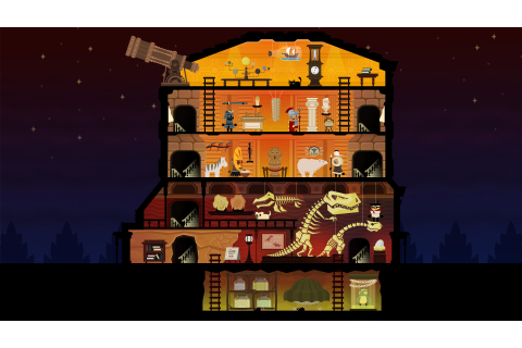 Haunt the House: Terrortown - Museum | Steam Trading Cards ...