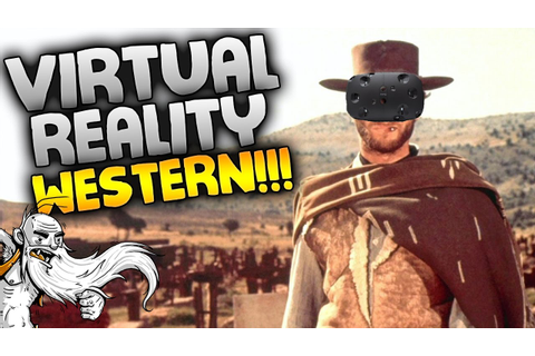 "Crazy Saloon VR Gameplay - ""SECRET UNDERGROUND TREASURE ..."