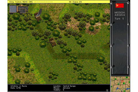 Steel Panthers II: Modern Battles (1996 - DOS). Ссылки ...