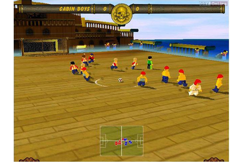 LEGO Football Mania - screenshots gallery - screenshot 4/4 ...
