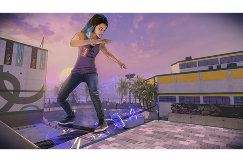 PS4 file size revealed for Tony Hawk's Pro Skater 5 - Game ...