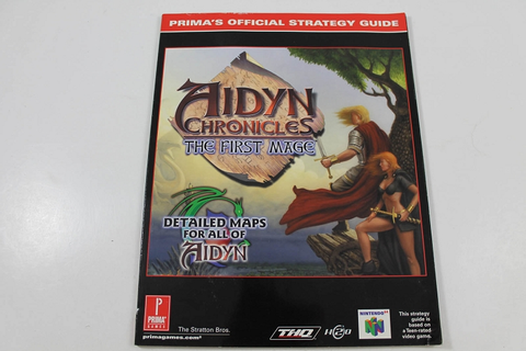 Aidyn Chronicles: the First Mage Official Strategy Guide ...