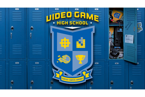 [Série Netflix] VGHS: Video Game High School - La Fille En ...