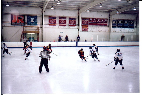 Great Valley Middle School Ice Hockey Game | Flickr ...