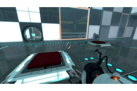 Thinking with Time Machine Portal 2 Mod Walkthrough ...