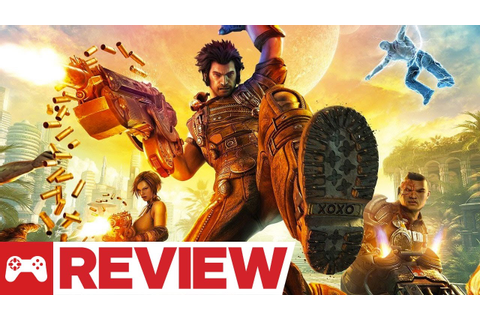 Bulletstorm: Full Clip Edition Review - YouTube
