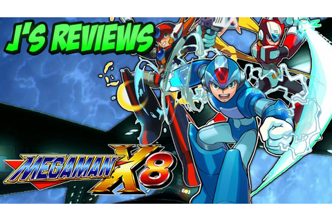 Mega Man X8 - The Return to Form for Mega Man X? - YouTube