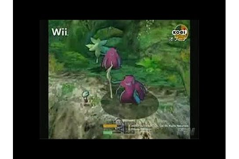 Opoona Nintendo Wii Trailer - Gameplay Trailer - YouTube