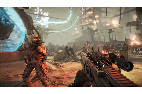 Stunning New Killzone: Shadow Fall Screens Show Character ...