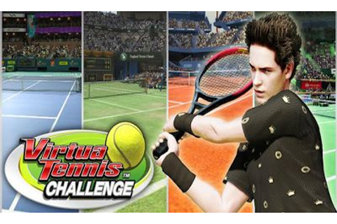 Virtua Tennis Challenge (No Root Offline)