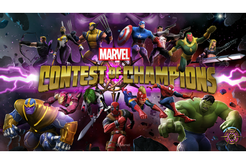 A New 'Marvel's Contest of Champions' Player On Everything ...