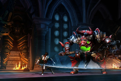 Castlevania: Lords of Shadow — Mirror of Fate HD coming to ...