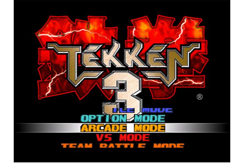 Tekken 3 ~ Download PC Games | PC Games Reviews | System ...