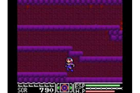 Psychic World (gamegear) - YouTube