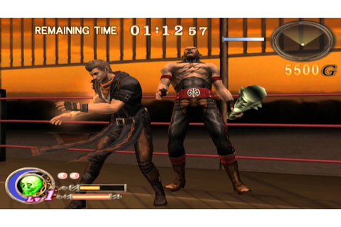 God Hand HD gameplay on PCSX2 - YouTube