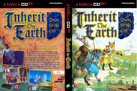 Unofficial CD32 Ports: 002: Inherit the Earth
