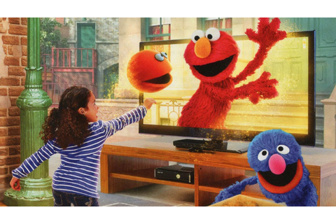 CGR Undertow - KINECT SESAME STREET TV review for Xbox 360 ...