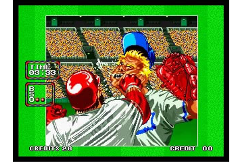 Baseball Stars 2 Review for Neo Geo (1992) - Defunct Games