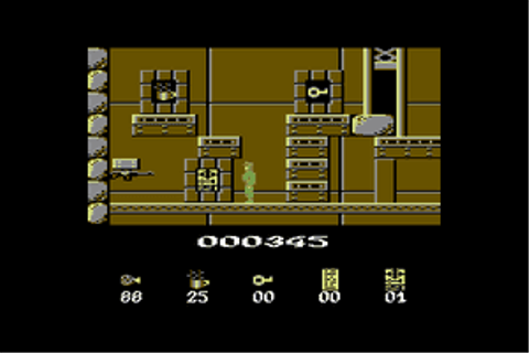 Download Hans Kloss (Commodore 64) - My Abandonware
