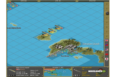Strategic Command WWII Pacific Theater - Games - GameZone