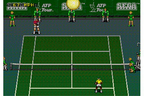 Download ATP Tour Championship Tennis (Genesis) - My ...