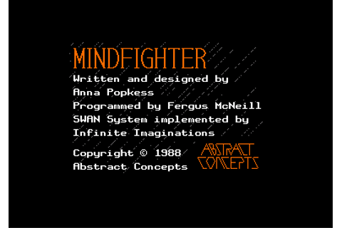 Download Mindfighter - My Abandonware