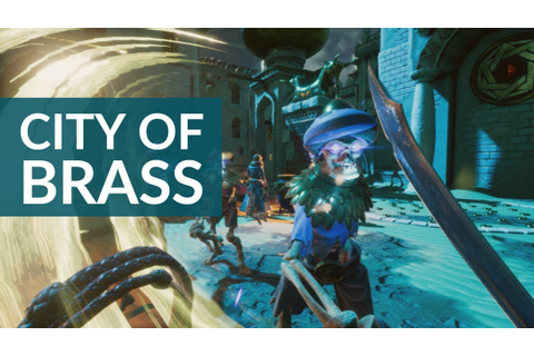 City of Brass Game Footage Trailer - YouTube