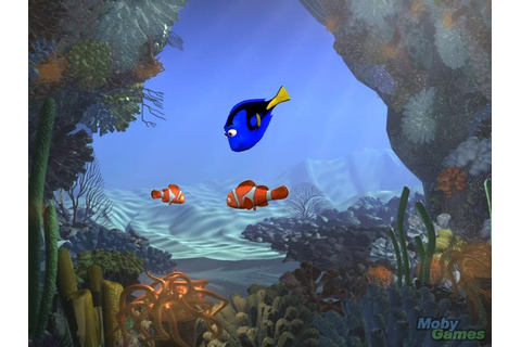 Finding Nemo (video game) - Finding Nemo Photo (35217673 ...