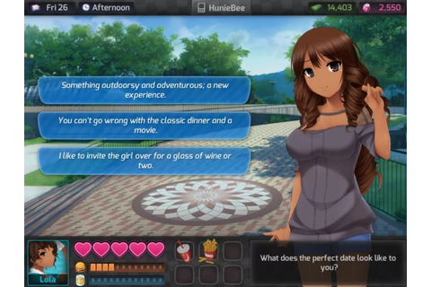Top 3 HuniePop Characters - WatchMojo Blog