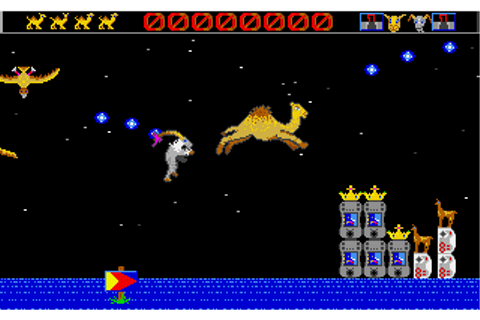Download Revenge of the Mutant Camels - My Abandonware