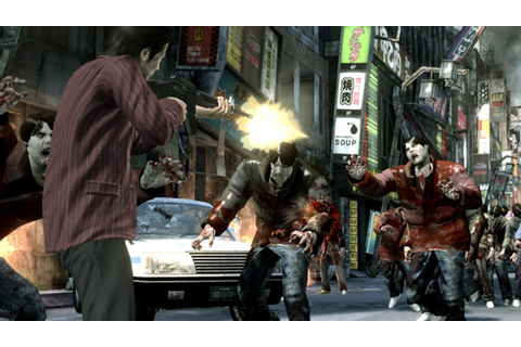 Second Playthrough — Yakuza 4 Dead Souls - Game Review
