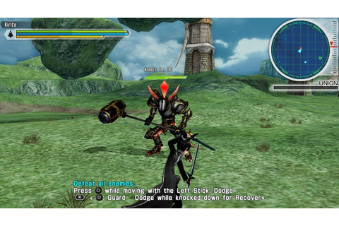 Review Sword Art Online: Lost Song | Tech In Asia Games