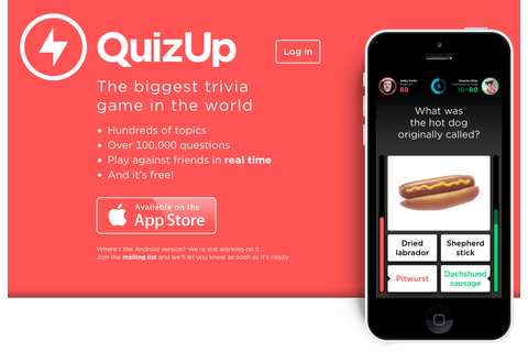QuizUp | Startup Iceland