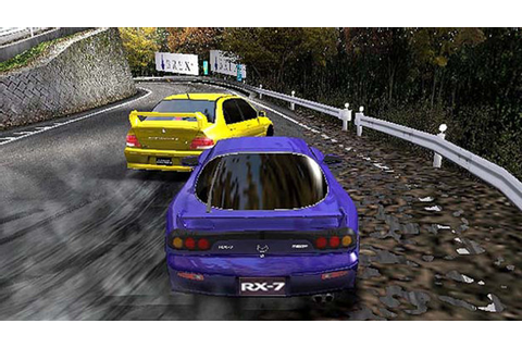 Tokyo Xtreme Racer DRIFT Game | PS2 - PlayStation