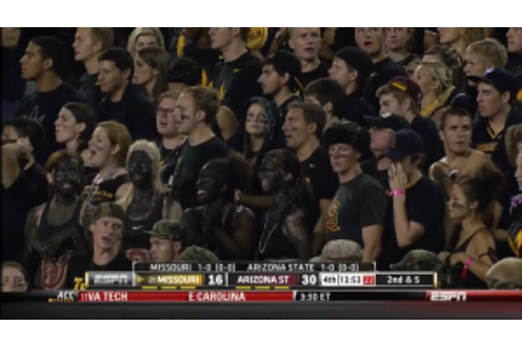 Party Like It's 1899: Arizona, Football and Blackface Fans ...