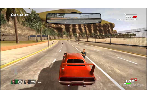 Fast & Furious: Showdown Gameplay PC HD - YouTube