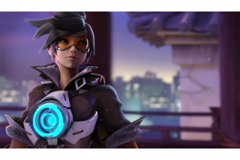 Tracer Overwatch Game, HD Games, 4k Wallpapers, Images ...