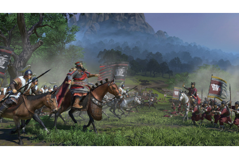 Total War: Three Kingdoms sets series concurrent player ...